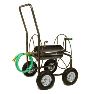 Four Wheeled Hose Reel Cart HT-4EZ V-1